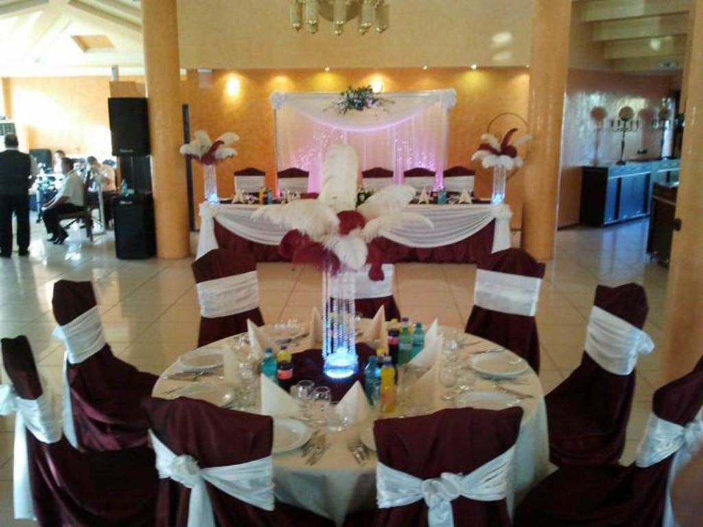 restaurant verdi baile felix - sala de nunti 200 locuri