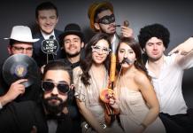 cabina foto nunta Oradea